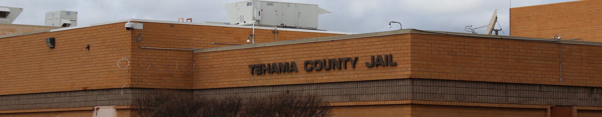 Jail Division   Tehama County Sheriff's Office