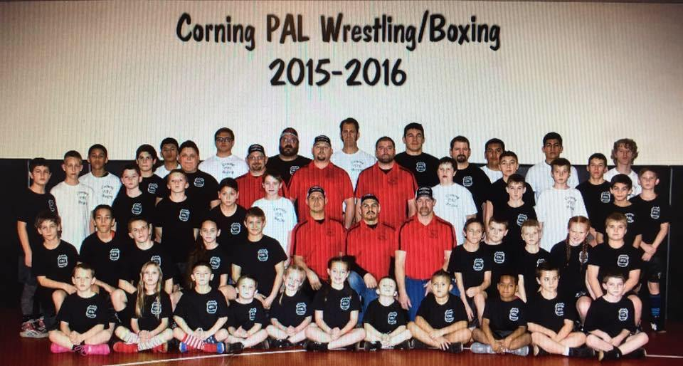 Wrestling   PAL Programs   Tehama County Sheriff's Office