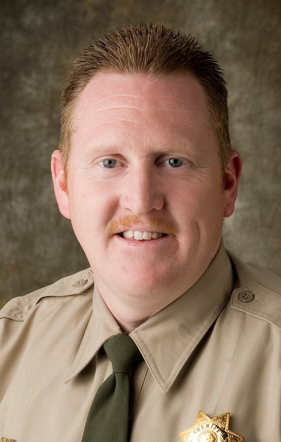 Cpt. Dave Kain   Jail Division   Tehama County Sheriff's Office